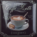 Coffee Decors 15*15 декор керамический - Изображение №4