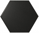 HEXAGON PORCELANICO BLACK 11,6*10,1 EQ-10S керамогранит