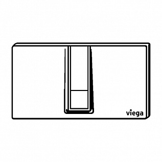 2 VIEGA Visign for Style 14 654689 - Клавиши смыва