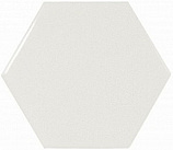 21911 Equipe Scale Hexagon White10,7*12,4 см