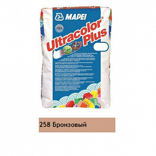 1 ULTRACOLOR PLUS 258 2кг - Затирки
